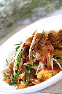 Fried noodle in changsha style