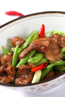 Stewed pork changsha style